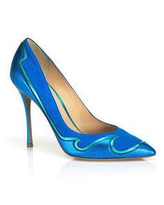 hot shoes for spring 2013   Shoe Lust: Nicholas Kirkwood Spring 2013 - The Fashion Bomb Blog ...