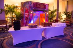 Corporate Event Themes.  Ensure your vibe meets the goal of the event.