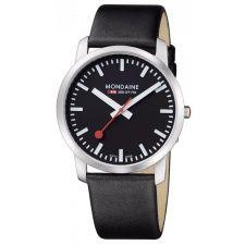 Mondaine Gents' Simply Elegant Watch A638.30350.14SBB