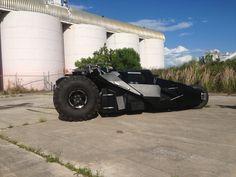 Street-legal Batman tumbler for sale... for $1 million