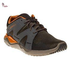Merrell Rowst Frenzy, Baskets homme, Bleu (Navy), 45 EU (10.5 UK) - Chaussures  merrell (*Partner-Link) | Chaussures Merrell | Pinterest | Navy