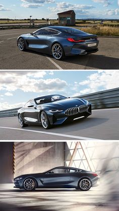 When the original BMW 8 Series launched in 1989, it was anything but conventional. BMW is hoping to recapture some of the original's magic with its new Concept 8 Series that was unveiled on the shores of Lake Como, Italy, during the Concorzo d'Eleganza Villa d'Este.
