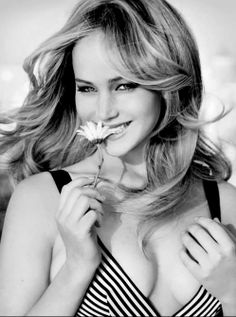 Jennifer Lawrence...love her !!!