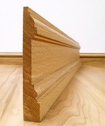 New England European Oak Skirting Board