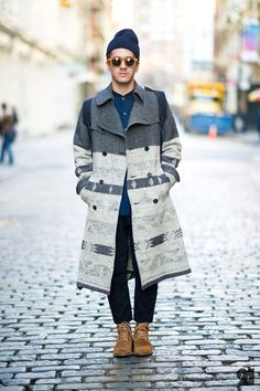 Dapper street wear. Brilliant.  #menswear #fashion #streetstyle  {via @Le21eme}