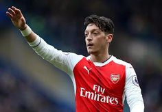 """Former Germany midfield Michael Ballack has told Mesut Ozil to move to Bayern Munich if he wants to win another """"major title"""" in his club career. Mesut Ozil Arsenal, Michael Ballack, Chelsea Premier League, Real Madrid And Barcelona, Latest Nigeria News, Club World Cup, London Clubs, Love Shirt, Lionel Messi"""