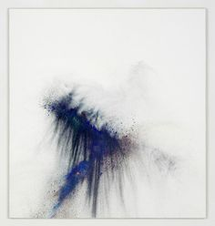 Blue Pink Black, Carl Freedman Gallery _THILO HEINZMANN