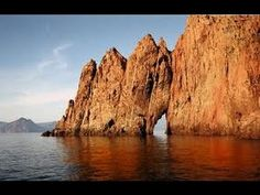 Corse la réserve naturelle de Scandola et golfe de Girolata - YouTube