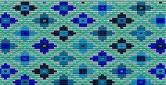 Wayuu Mochila pattern yarn