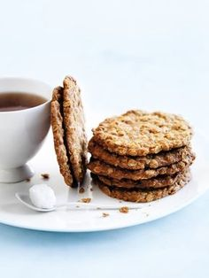 Oaty Anzac Biscuits - Donna Hay