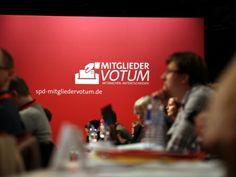 Führende SPD-Politiker wollen auch in Zukunft Mitgliederbefragungen - http://k.ht/3Kc
