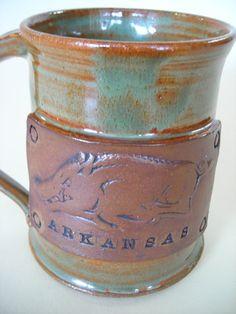 Arkansas Razorback Mug
