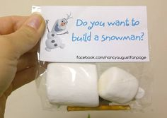 Wanna build a snowman? Frozen Birthday Party, Frozen Party, Christmas Activities, Christmas Crafts, Xmas, Holiday Classrooms, Holiday Snacks, Christmas Wonderland, Preschool Crafts