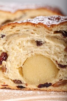 2015 Christmas stollen! Just make sure to read the recipe very carefully... ;-)