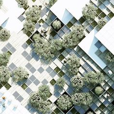 Third Place' by @ chrisprecht_penda underneath.'The Third Place' by @ chrisprecht_penda underneath. Landscape Architecture Design, Landscape Plans, Urban Landscape, Architecture Jobs, Amsterdam Architecture, Landscape Steps, Landscape Architects, Ancient Architecture, Graphisches Design