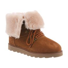 Bearpaw Womens Kayla II: Waterproof 6 In. Lace Up Boot ** Details can be found by clicking on the image.