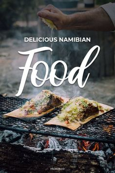 Namibian cuisine may not be the first thing that comes to mind when visiting Namibia, but maybe it should be. Let's look at what to eat in Namibia. Drink Recipe Book, Whisky Tasting, Namibia, Good Food, Yummy Food, Best Places To Eat, Mediterranean Recipes, Foodie Travel, Street Food