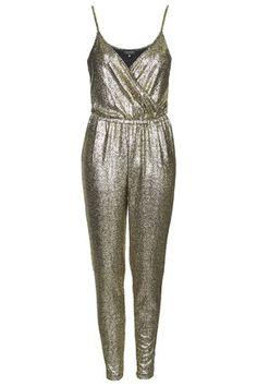 Metallic Snake Jumpsuit at Topshop £39.00