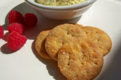 Gluten free crackers, Cracker recipe and Crackers on Pinterest