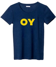 The Navy Oy Prince T by StyleMint.com, $59.98  Vay ? ♥♥♥