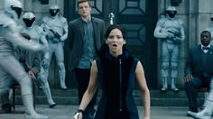 ***OFFICIAL CATCHING FIRE TRAILER***