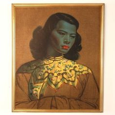Image of Chinese Lady by Vladimir Tretchikoff