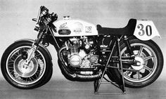 Kaz Yoshima's CB400F, Z1 beater, inspiration for the next 40 years of 400F builders