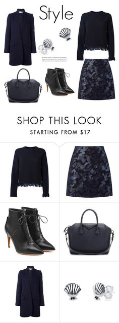 """144"" by meldiana ❤ liked on Polyvore featuring Proenza Schouler, Miss Selfridge, Rupert Sanderson, Givenchy, STELLA McCARTNEY and Disney"