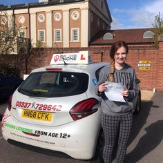 A big well done to Jessica Cooper from Gillingham Dorset on passing her driving test today 04/05/21 at Dorchester test centre. It's been a longtime coming for Jess what with the lockdowns of 2020/21 All the best and stay safe on the road, it has been a pleasure to teach you to drive and at times an interesting experience lol, from James Orgar your driving instructor and the rest of the team here at 2nd2None Driving School. Driving School, Driving Test, Driving Instructor, Gillingham, Stay Safe, Centre, Rest, Lol, Teaching