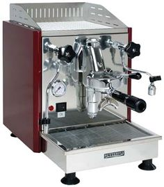 [Orig. comment]: --- La Scala, Butterly :: Best coffee machine EVER!!!