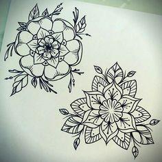 Some tattoo designs i made