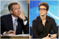 """Brian Williams has been rebuked by MSNBC for being """"patronizing"""" to the network's biggest star, Rachel Maddow. After Williams hijacked Maddow's show to break the Syria missile news earlier this mon…"""