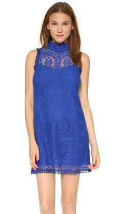 Nanette Lepore Sunkissed Lace Dress 398