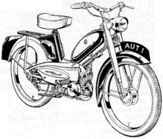 the 77 best restore norman images on pinterest custom moped Husqvarna Wiring-Diagram norman nippy moped