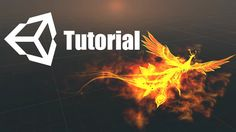 Game effect tutorial - Fire Phoenix Fly