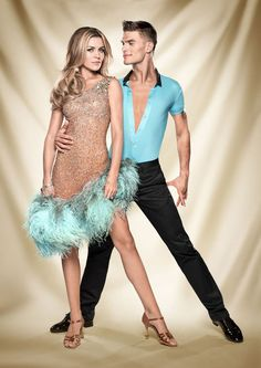 Strictly Come Dancing 2013: Abbey Clancy and Aljaz Skorjanec