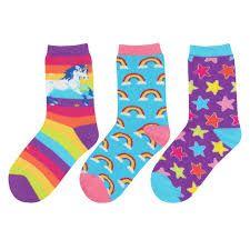 Billedresultat for unicorn socks