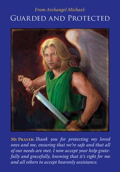 Oracle Card Guarded And Protected | Doreen Virtue - Official Angel Therapy Website