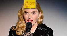 Madona vyšla z testu veku veľmi dobre.