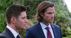 Those Winchester bros Dean And Castiel, Sam And Dean Winchester, Winchester Brothers, Supernatural Season 11, Supernatural Quotes, Jensen Ackles Jared Padalecki, Jared And Jensen, Twist And Shout, Nerd Herd