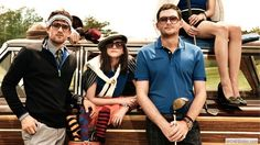 Tommy Hilfiger Golf Collection.