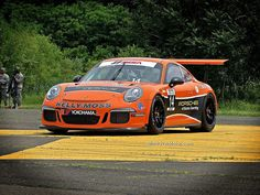 Porsche 911 RSR at CF Charities by Mind Over Motor, via Flickr