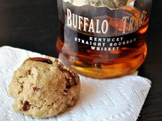 Brown Butter Bourbon Cookies by seriouseats #Cookies #Brown_Butter #Bourbon