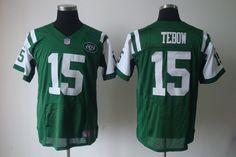 Nike NFL Jerseys Denver Broncos Tim Tebow #15 Green  http://www.wholesalereplicajersey.com/   wholesale replica jersey