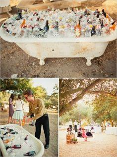 Bathtub Gin - Wedding Ideas