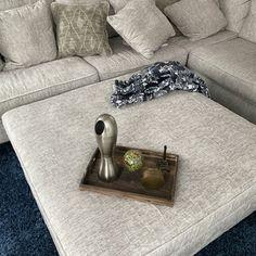 Rawcliffe Oversized Accent Ottoman | Ashley Furniture HomeStore