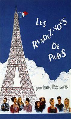 Les Rendez-vous de Paris d'Eric Rohmer