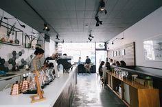 London// Curators Coffee Gallery