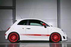 2009 Karl Schnorr Kraftfahrzeuge Fiat 500 Abarth