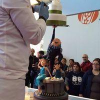 Daniel Filipovici - Despicable Me 2 Cake